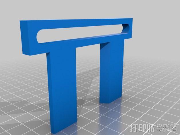 肌肉纤维分离机 3D模型  图9