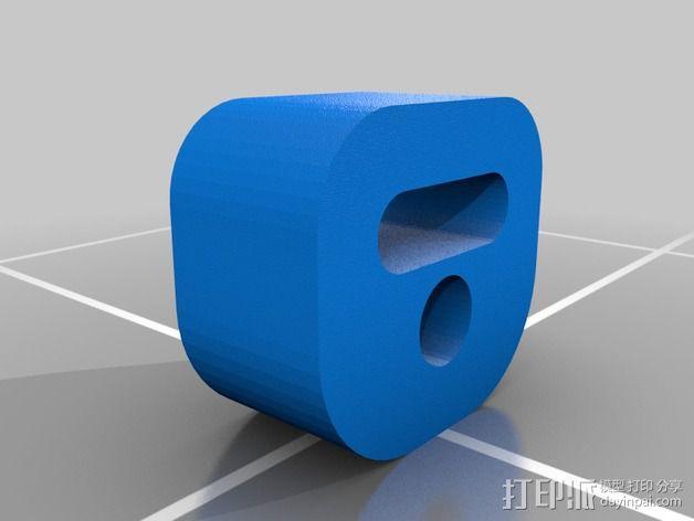 肌肉纤维分离机 3D模型  图18