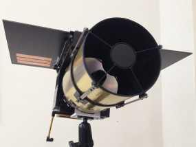 Arkyd 太空望远镜模型 3D模型