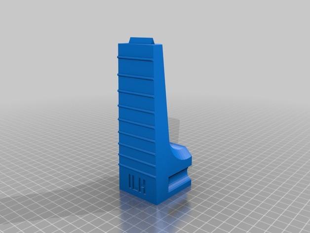 乌克丽丽四弦琴 3D模型  图7