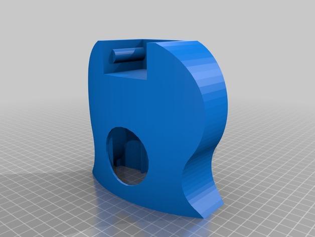 乌克丽丽四弦琴 3D模型  图6