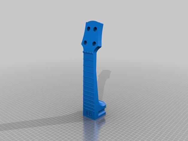 乌克丽丽四弦琴 3D模型  图9