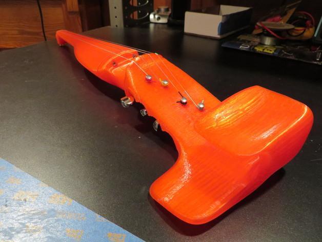 小提琴 3D模型  图12