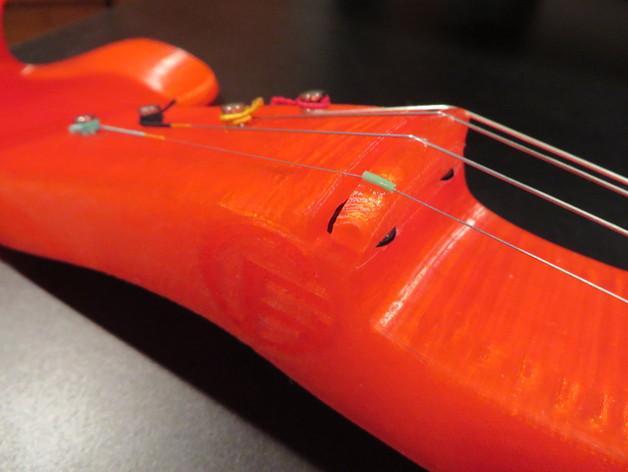 小提琴 3D模型  图13