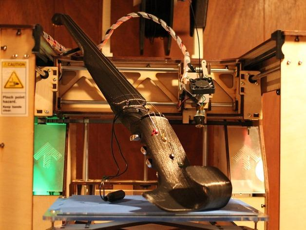 小提琴 3D模型  图15