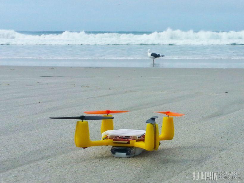 Flexbot飞行器 3D模型  图1