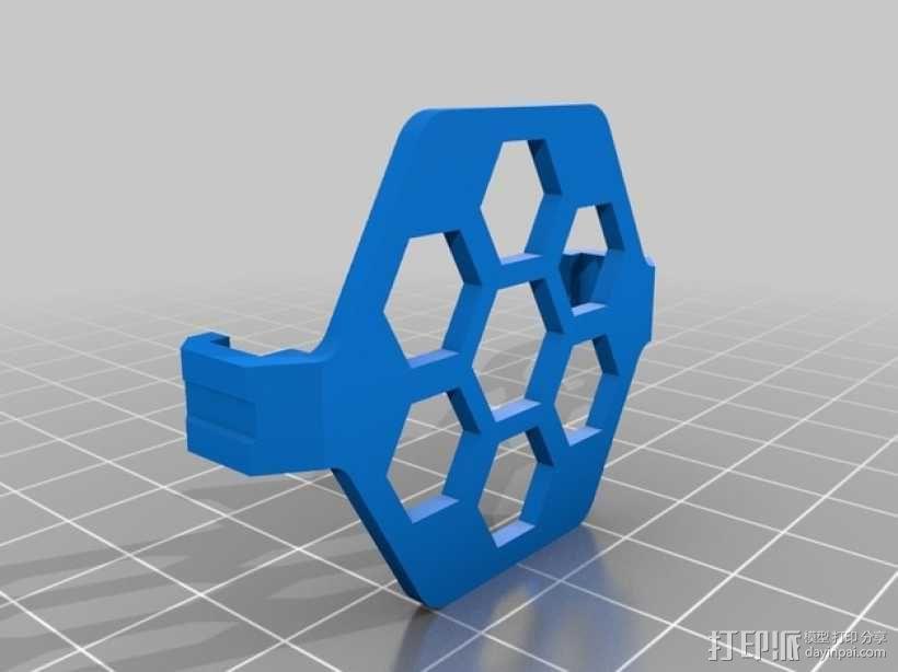 Flexbot飞行器 3D模型  图5