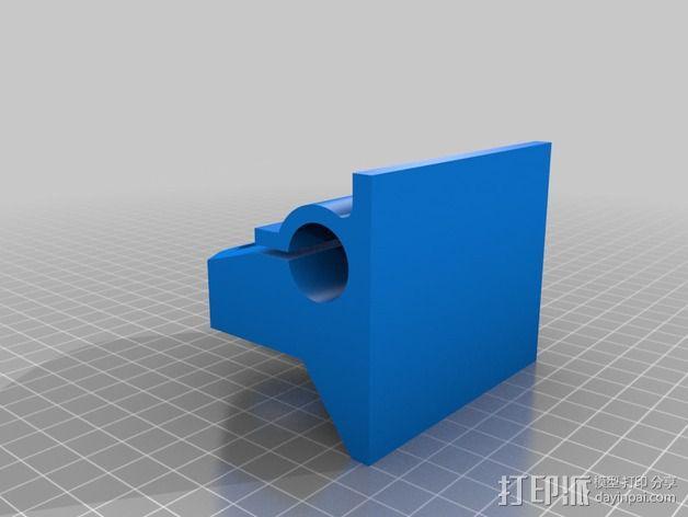 自行车辊 3D模型  图7