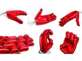 手 3D模型
