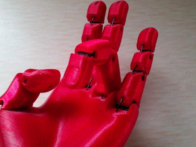 手 3D模型  图12