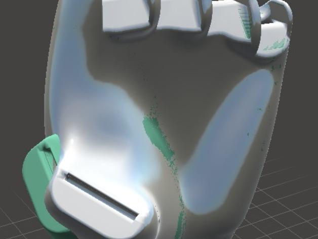 手 3D模型  图18