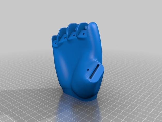 手 3D模型  图28