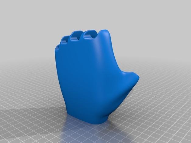 手 3D模型  图31