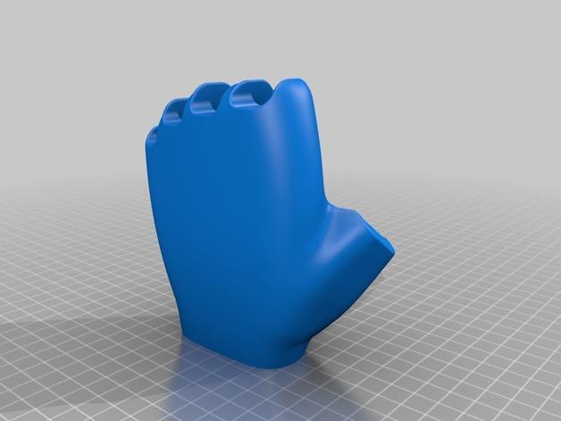 手 3D模型  图30