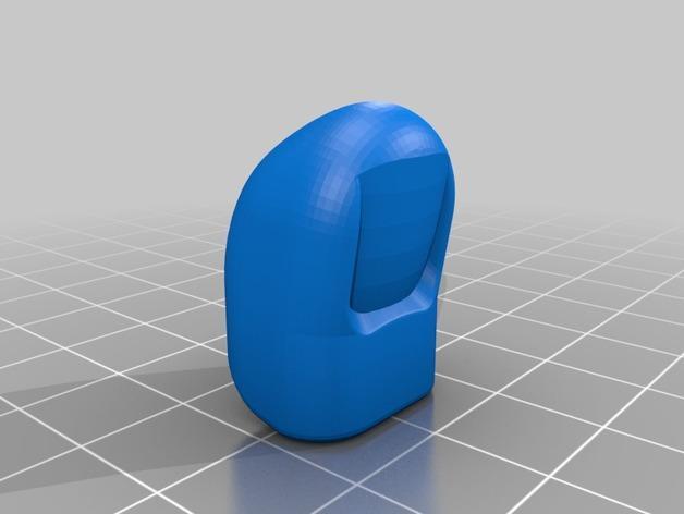 手 3D模型  图45