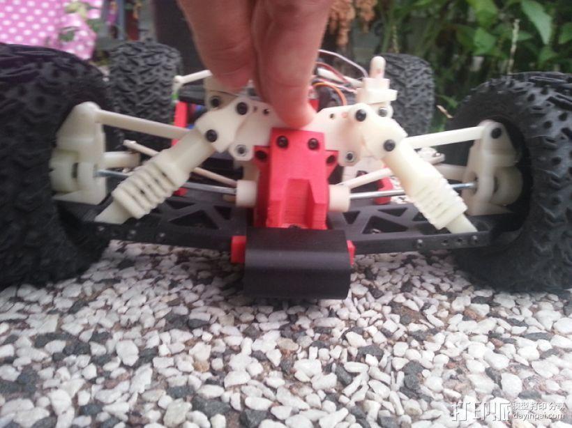 汽车减震装置 3D模型  图2