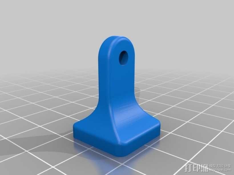 汽车减震装置 3D模型  图8