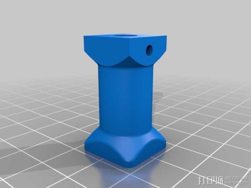 汽车减震装置 3D模型  图7