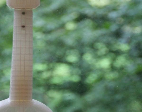 班卓里里琴 3D模型  图13