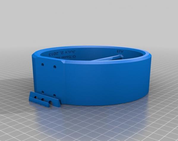 班卓里里琴 3D模型  图15