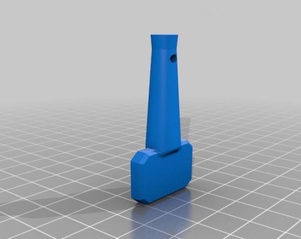 班卓里里琴 3D模型  图18