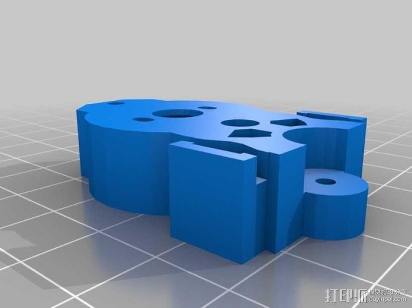 沙漠越野车 3D模型  图6