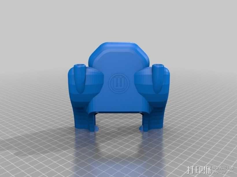 沙漠越野车 3D模型  图8