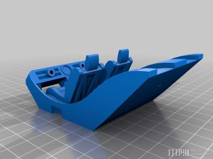 沙漠越野车 3D模型  图10