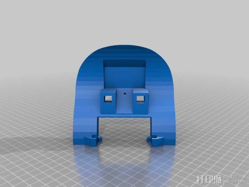 沙漠越野车 3D模型  图12
