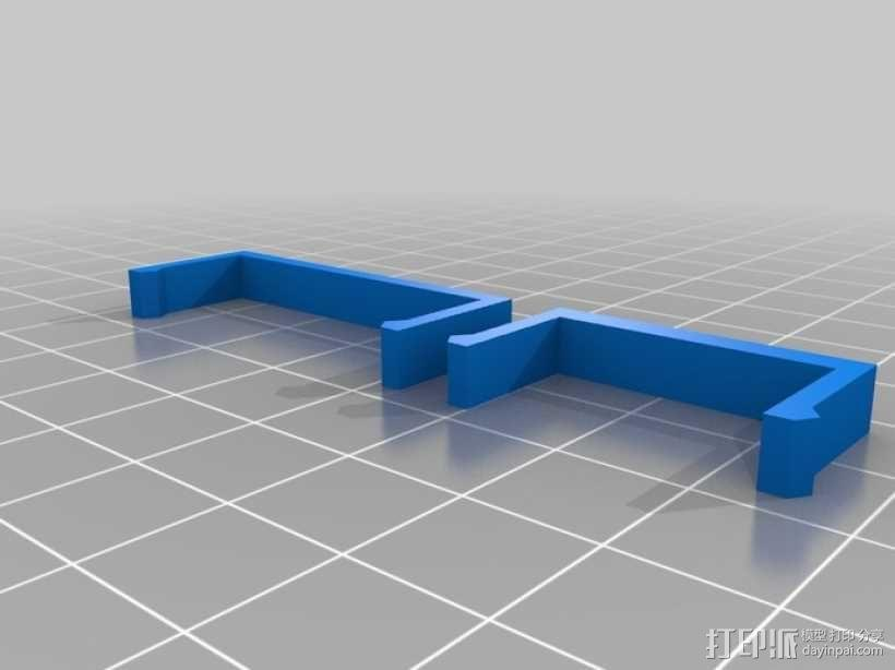 沙漠越野车 3D模型  图13