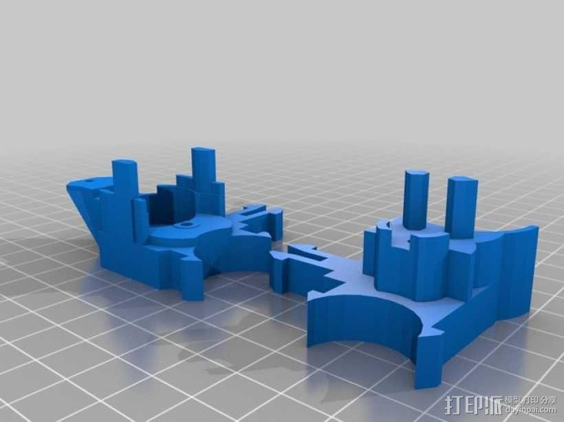 沙漠越野车 3D模型  图17
