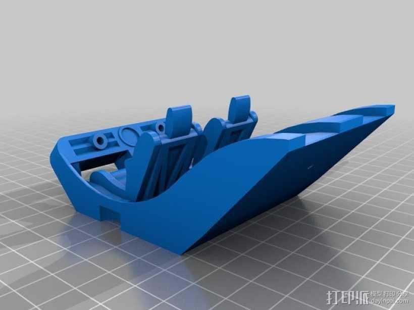 沙漠越野车 3D模型  图19