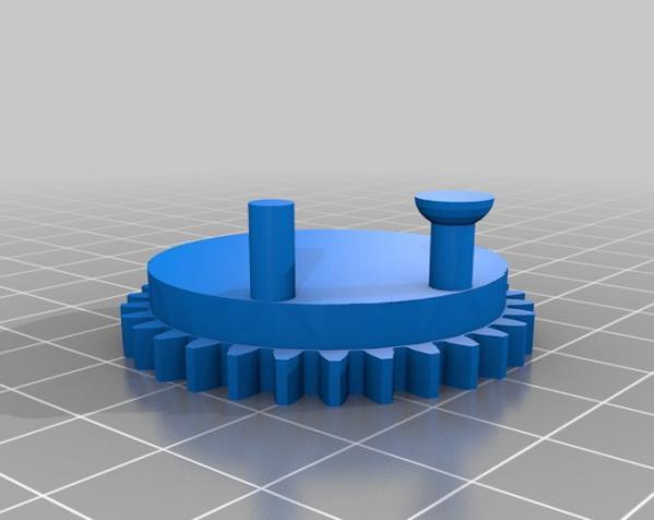 会说话的机器人 3D模型  图2