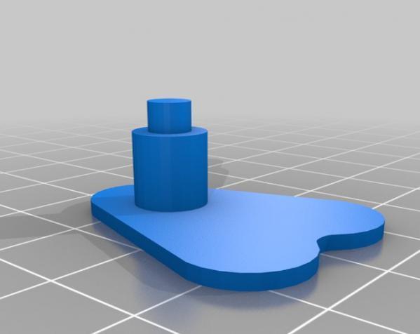 会说话的机器人 3D模型  图4