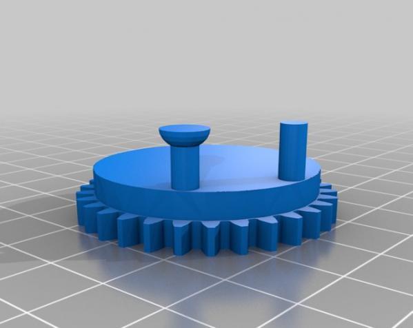 会说话的机器人 3D模型  图3