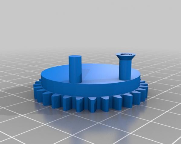 会说话的机器人 3D模型  图7