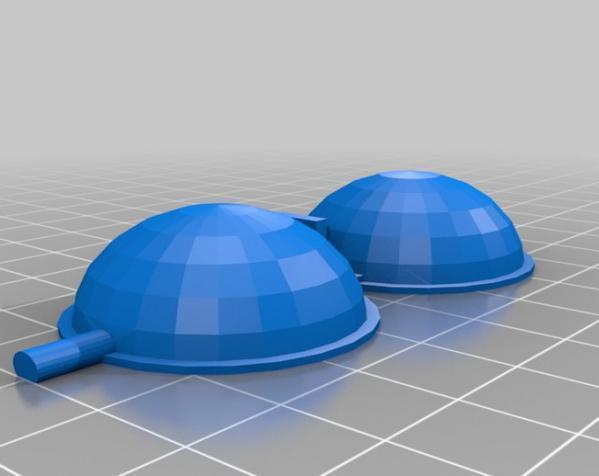 会说话的机器人 3D模型  图8