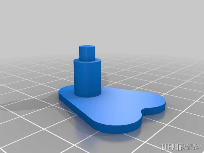 会说话的机器人 3D模型  图9
