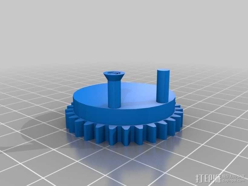 会说话的机器人 3D模型  图13