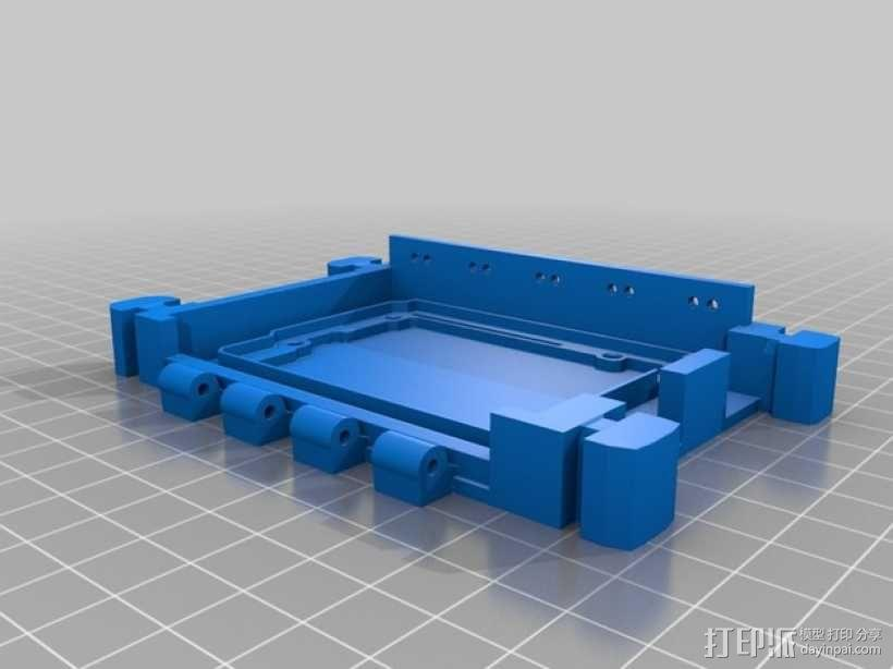开源Arduino控制面板3.0  3D模型  图2