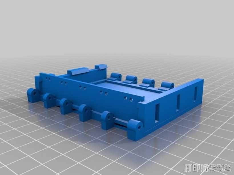 开源Arduino控制面板3.0  3D模型  图5