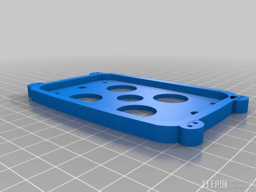 开源Arduino控制面板3.0  3D模型  图4