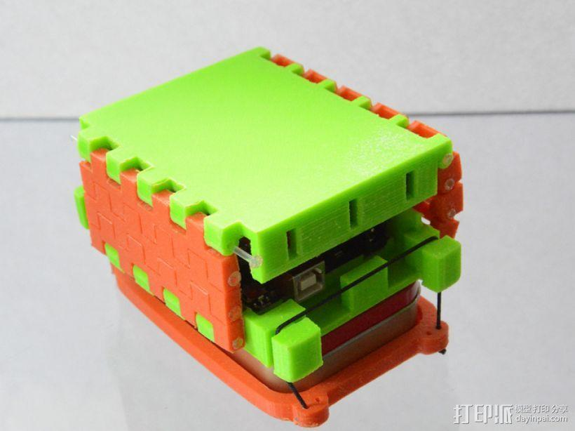 开源Arduino控制面板3.0  3D模型  图9