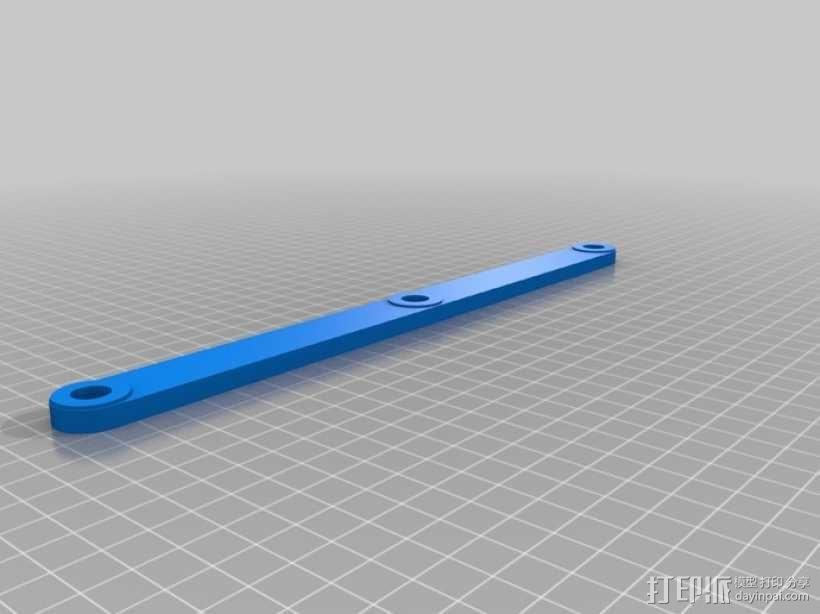 剪刀式升降机 3D模型  图6