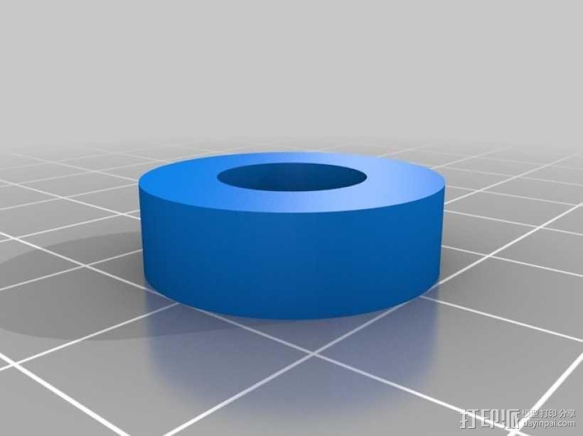 剪刀式升降机 3D模型  图9