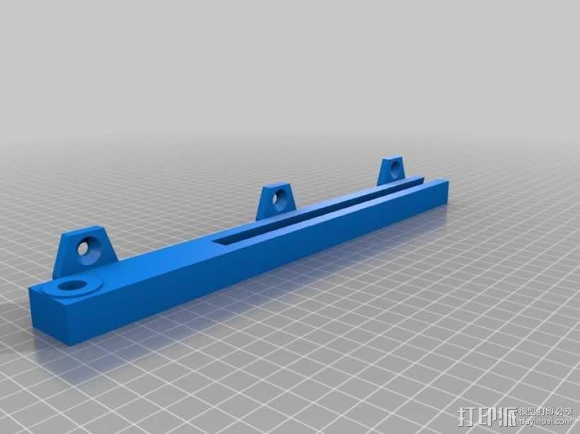 剪刀式升降机 3D模型  图8