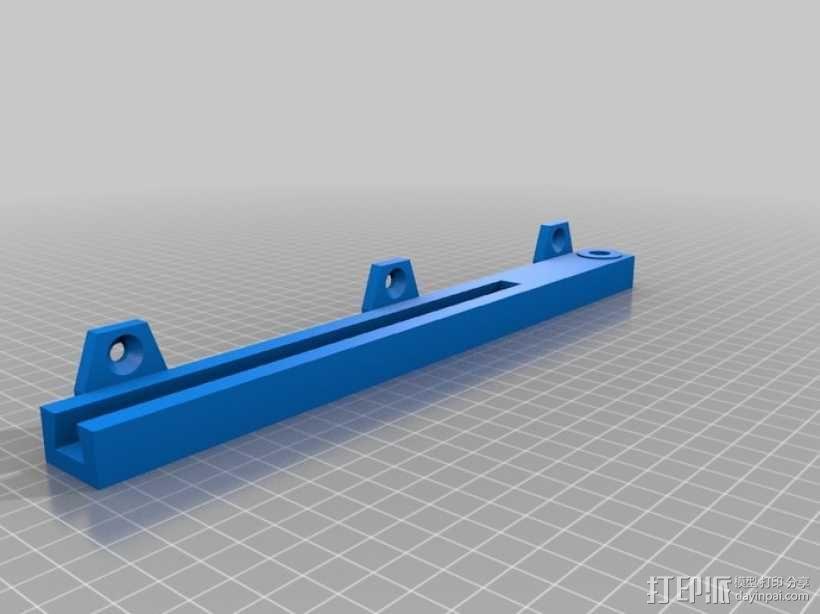 剪刀式升降机 3D模型  图10