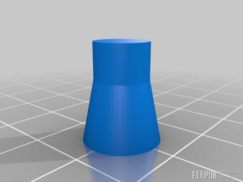 剪刀式升降机 3D模型  图15
