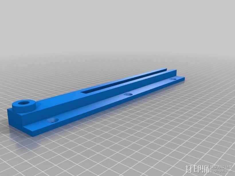 剪刀式升降机 3D模型  图13