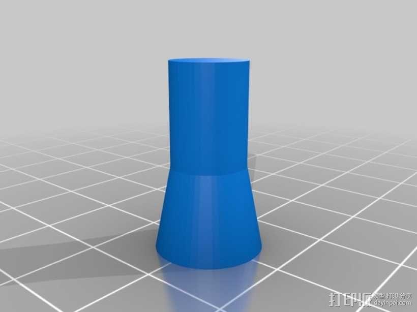 剪刀式升降机 3D模型  图14